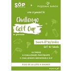 Challenge Golf Cup - Sop Events / Joaillerie Piquemal Baron